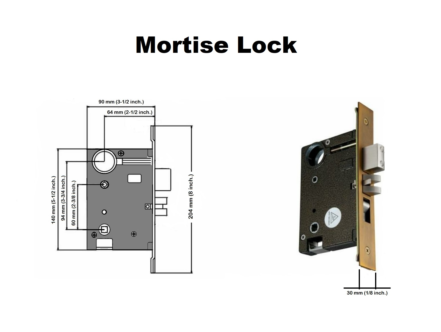 Mortise Box- image gl